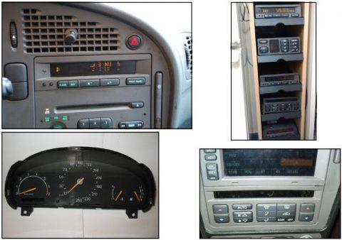 Saab 900 en 9–3 instrumentenbord