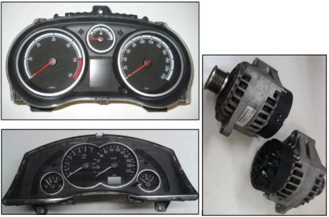 Alternator Vectra Diesel