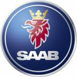 Saab LCD scherm