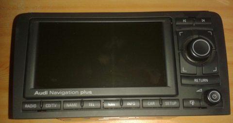 (Nederlands) Radio Navigation CD Audi BNS 5.0 / Radio Navigation A5
