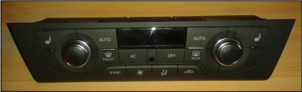 Audi ACC Airco Module Audi A6/A7 (4G0820043)
