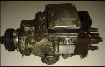 Inspuitpomp BOSCH Diesel