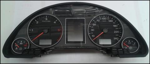 Instrument panel - Audi A4 (2001-2008)